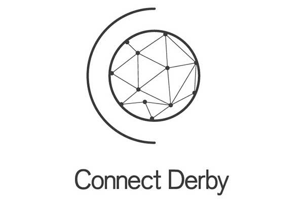 Connect Derby logo
